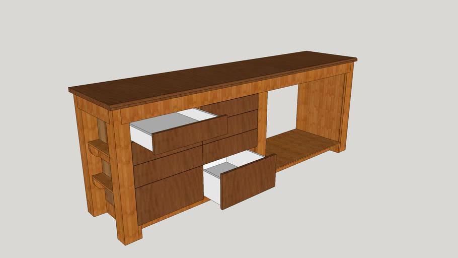 Stół warsztatowy, Workbench