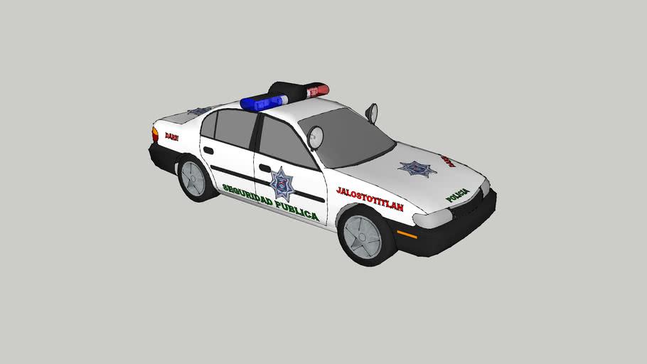 PATRULLA DE LA POLICIA MUNICIPAL DE JALOSTOTITLAN JALISCO