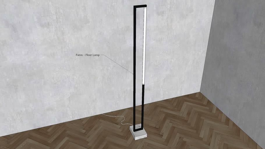 KALLOS -Faros Floor Lamp