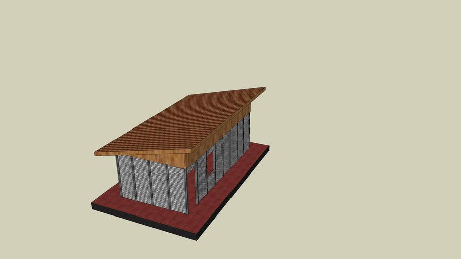 vendedor de materiai de construção