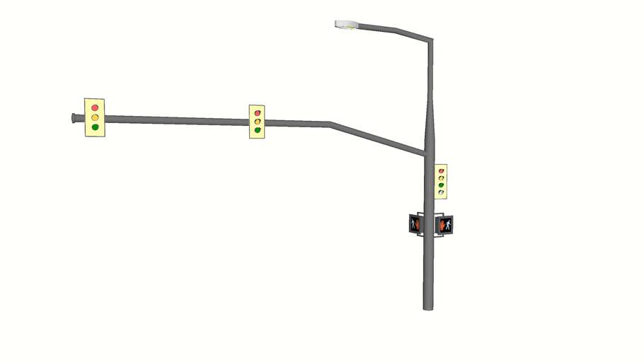 Overhead Street Light (small)