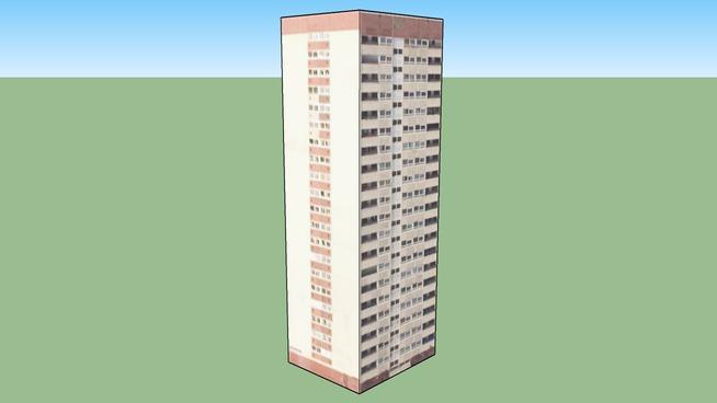 Birmingham, West Midlands B1 1BL, İngiltere adresindeki yapı