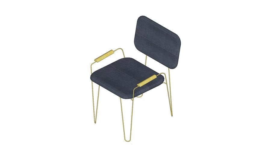 Cadeira Bruna com Braço