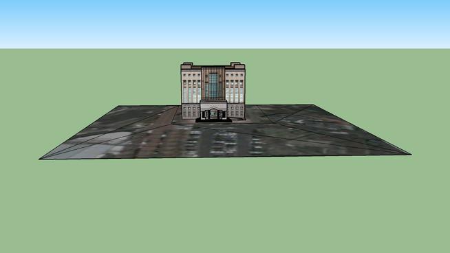 鶯歌區行政大樓