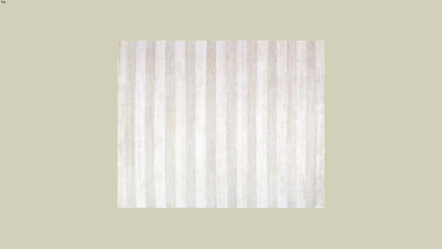 Rug beige + stripes