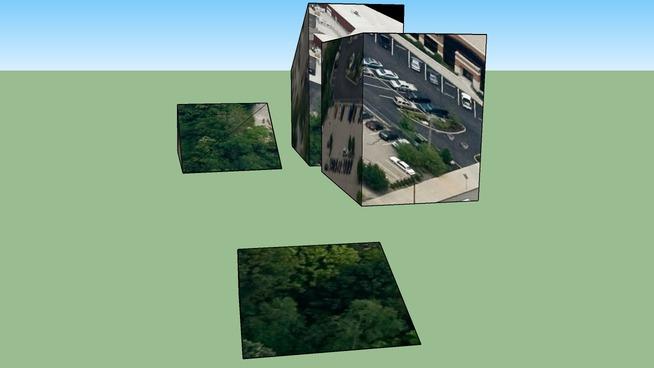 辛辛那提, 俄亥俄州, 美国的建筑模型
