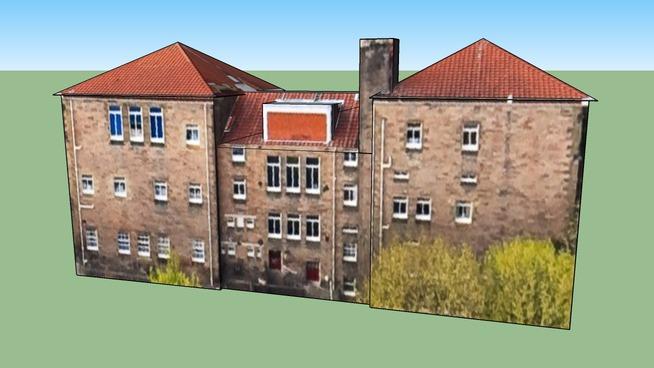 Building in Edinburgh EH9 1BR, UK