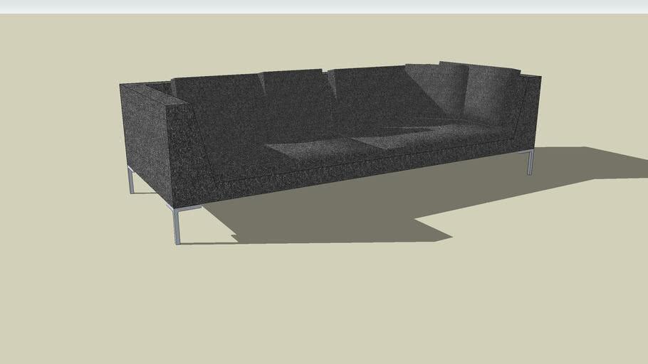 Sofa B Charles Updated Leg Detail
