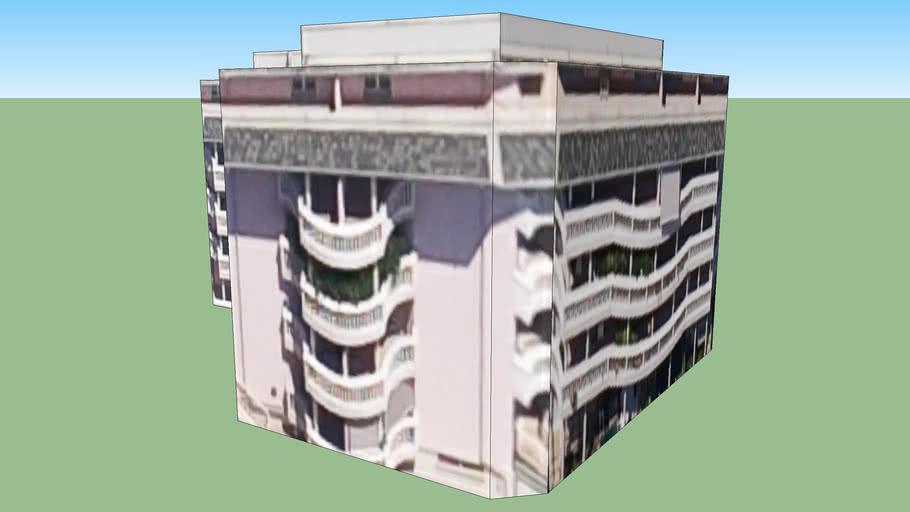 Bâtiment situé Milan, Italie
