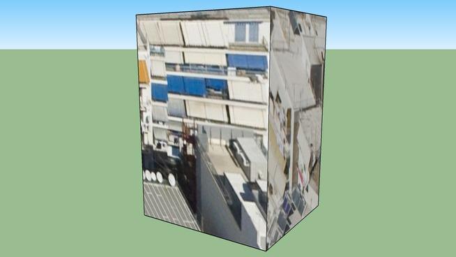 Building in Kentrikos Tomeas Athinon, Greece