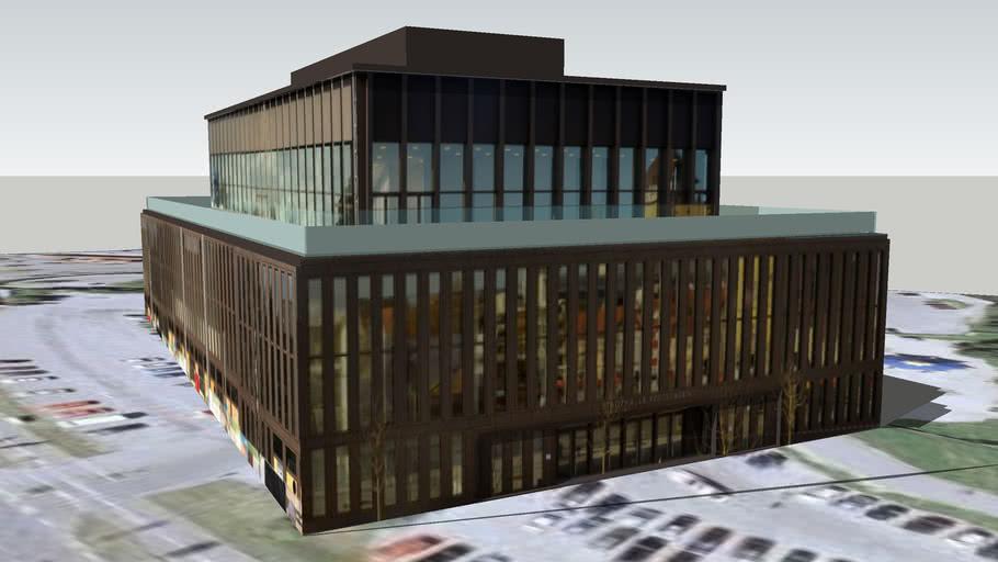 Neue Stadthalle Reutlingen