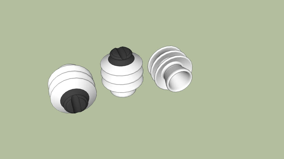 high voltage insulator pin type