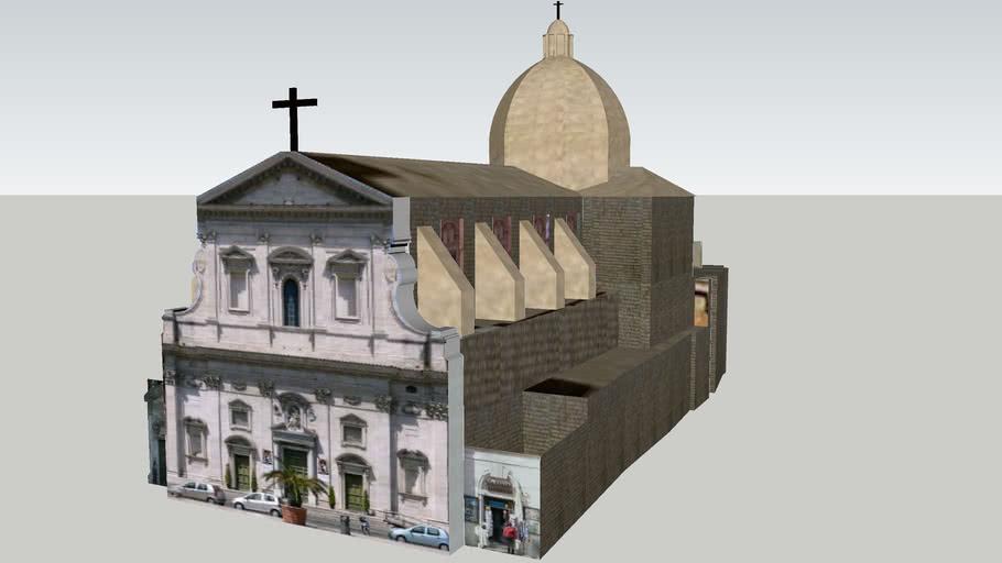 CHURCH Via della Conciliazione, 14, Maria Santissima Assunta Free Univer