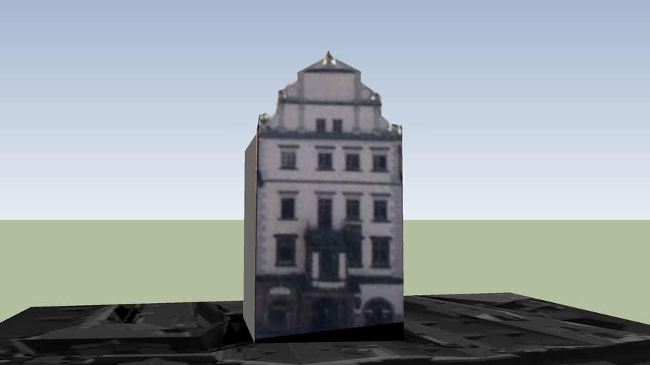Old building in Praha