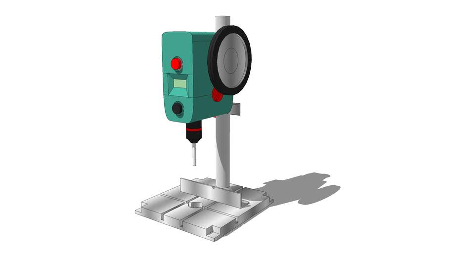 Bosch Bench drill PBD 40 - søjleboremaskine