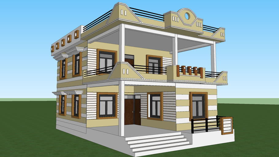 DOUBLE STORY INDIAN STYLEHOUSE