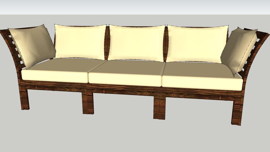 IKEA APPLARO Sofa combination 3