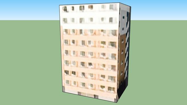 Building Model  akiko