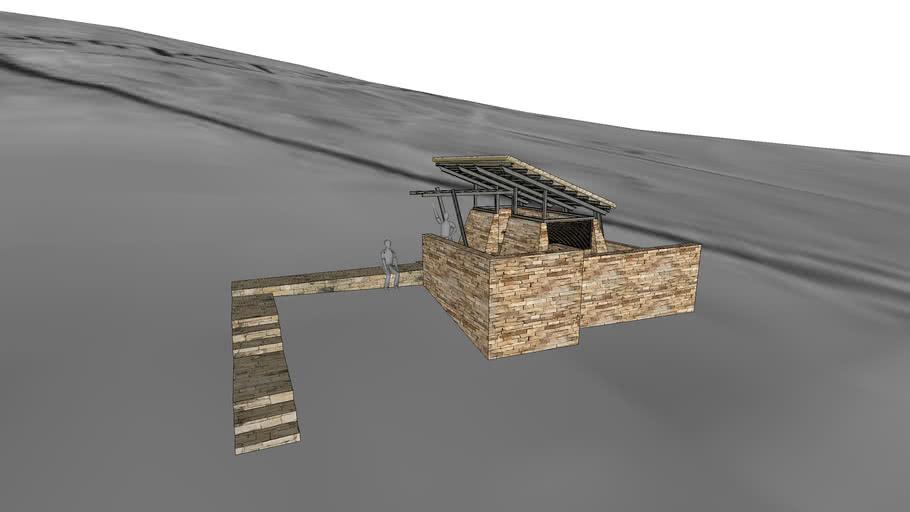 Mastaba Shelter