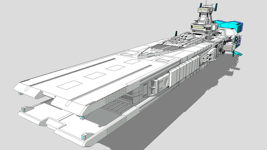 マゼラン-改級宇宙戦艦 センチネルcolor