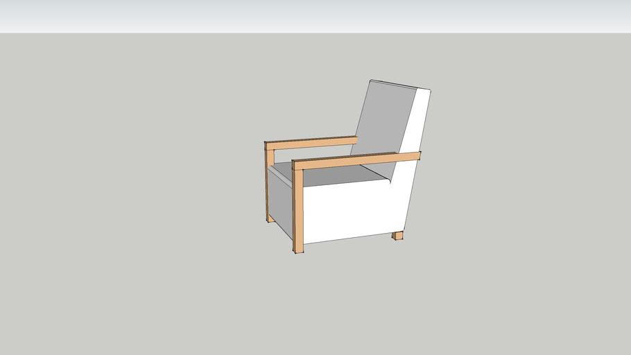 Armchair 2 materials