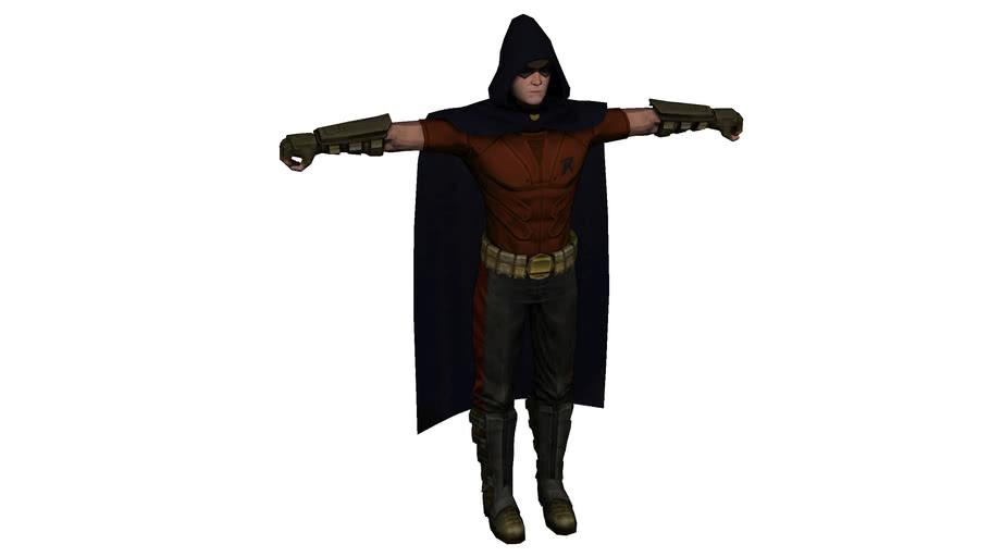 Tim Drake - Robin - Arkham City