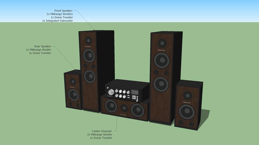 sound system equipment
