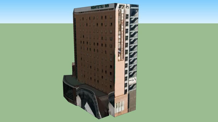 Building in 〒812-8503