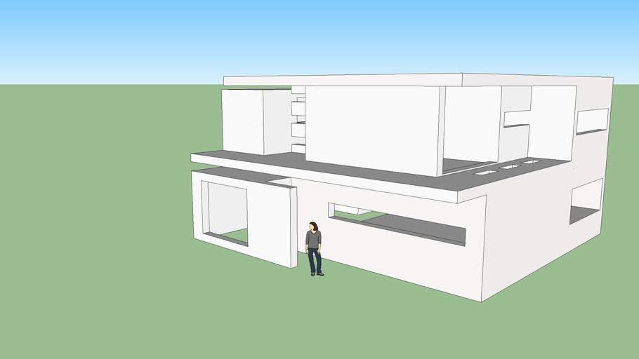 Base-model Modern House