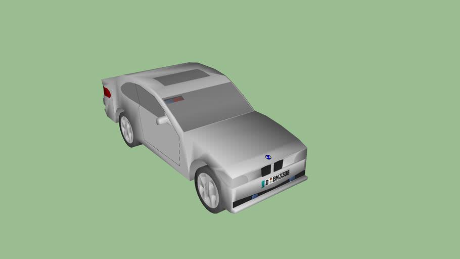 Alarm für Cobra 11 - Die Autobahnpolizei: BMW 3er von Semir 2012