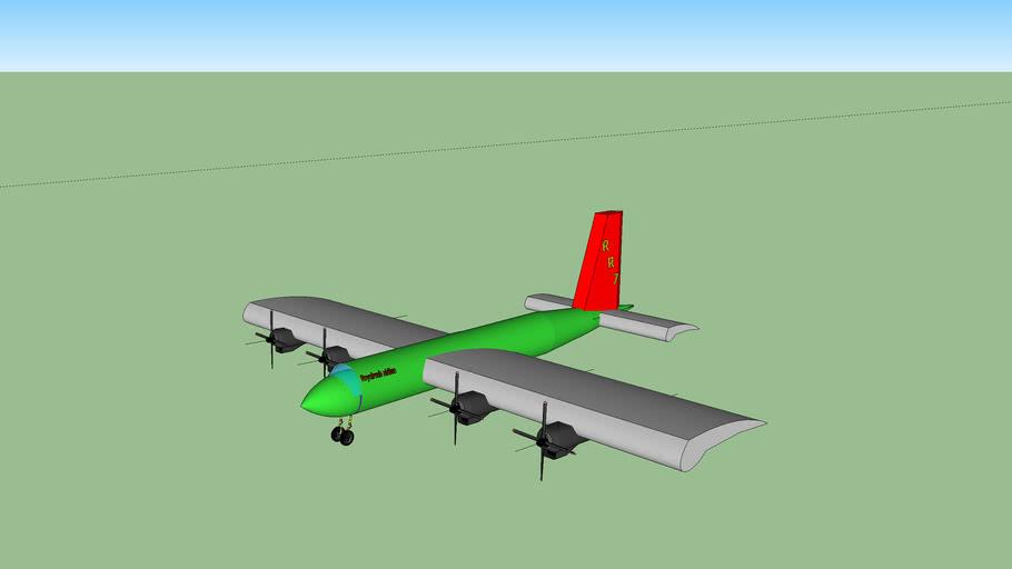 Aircraft RR7 (By: Royalrush21)