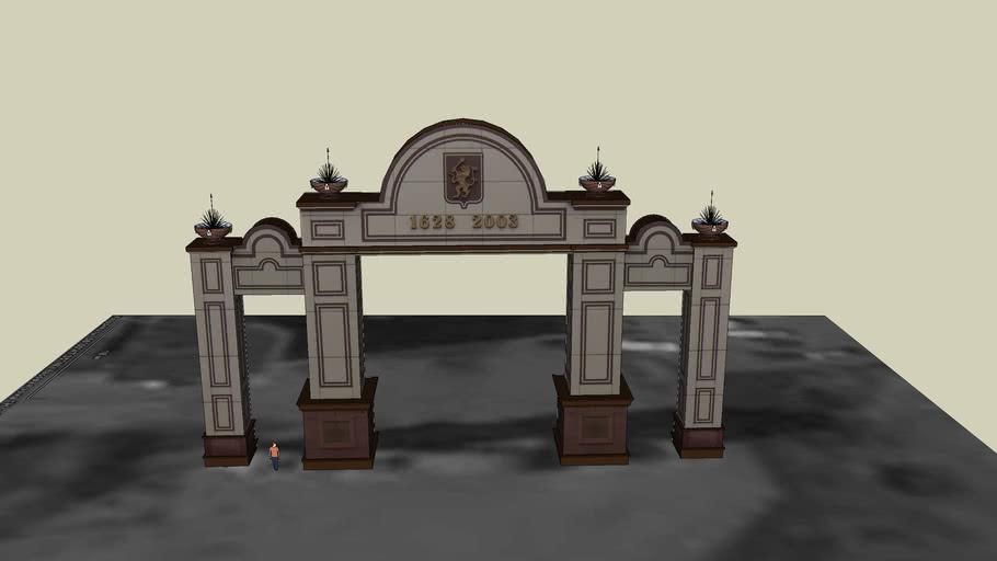 Красноярские городские ворота
