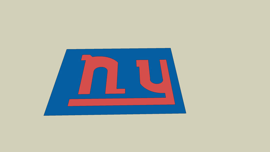 Giants Football sign!
