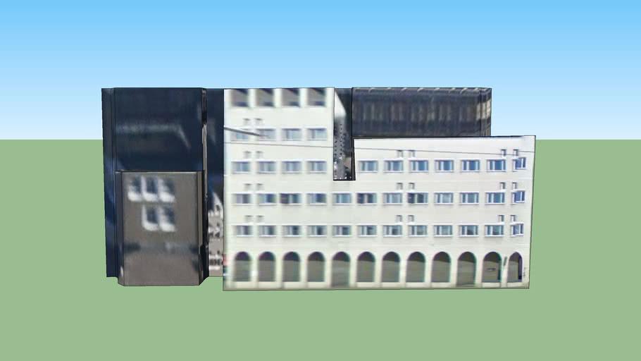 Gebäude in den Haag