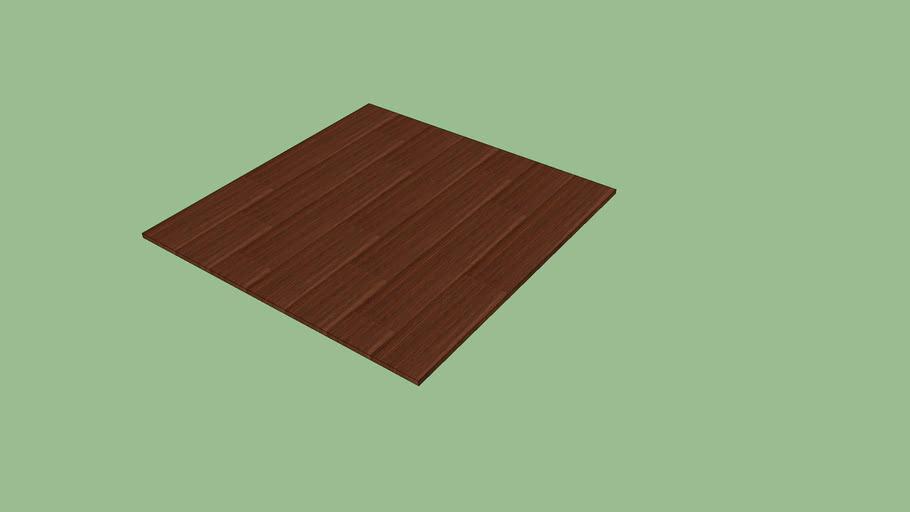 American Olean AO-TE18 Redwood