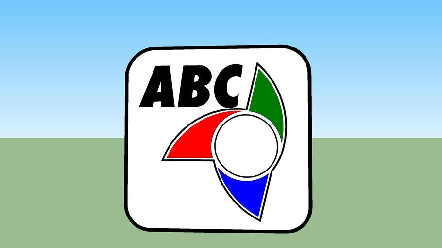 ABC-5 Logo (1992-2001)