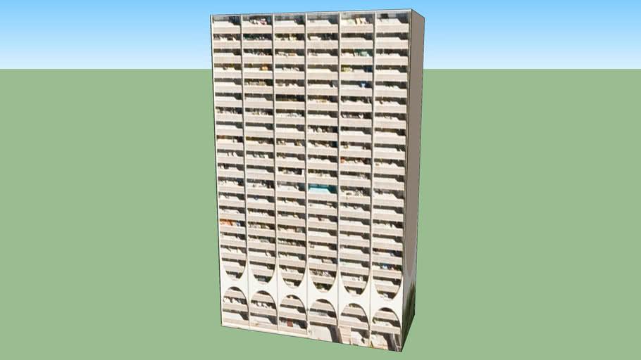 多伦多, 安大略, 加拿大的建筑模型