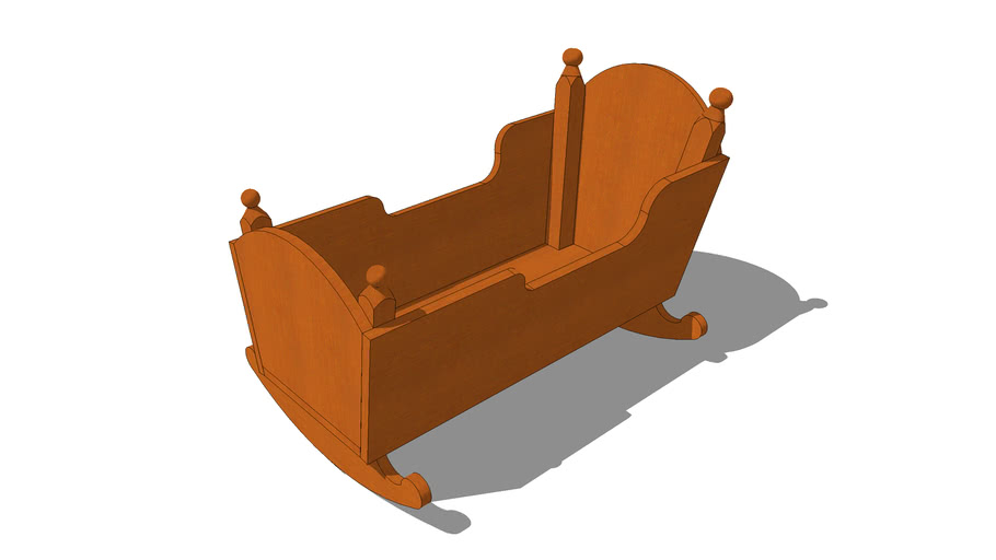 Colonial Cradle