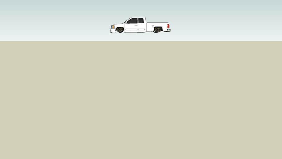 Low Chevrolet Silverado