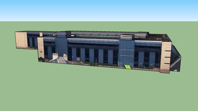Bygning i Edinburgh EH3 5DQ, Storbritannien
