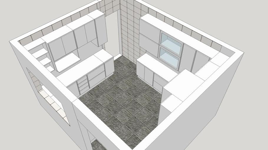 Projeto Cozinha Wagner - Modelo III