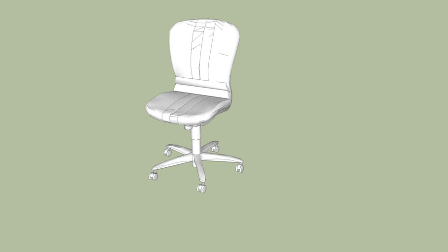 Haworth/Improv Desk Chair/M221-1042