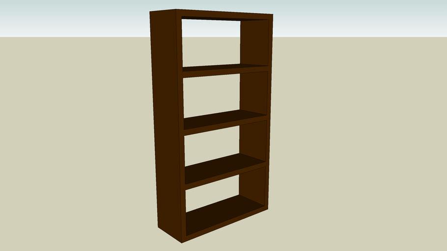 bookcase IKEA LACK