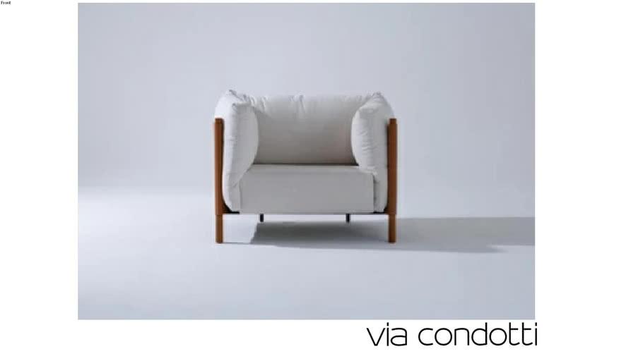 Poltrona Cela - Studio Faro | +55 Design