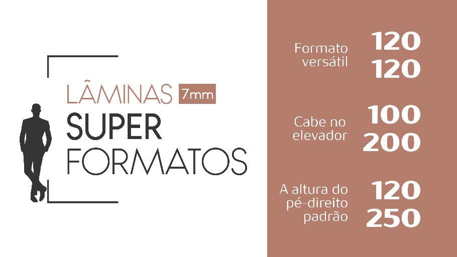 Lâminas SuperFormatos