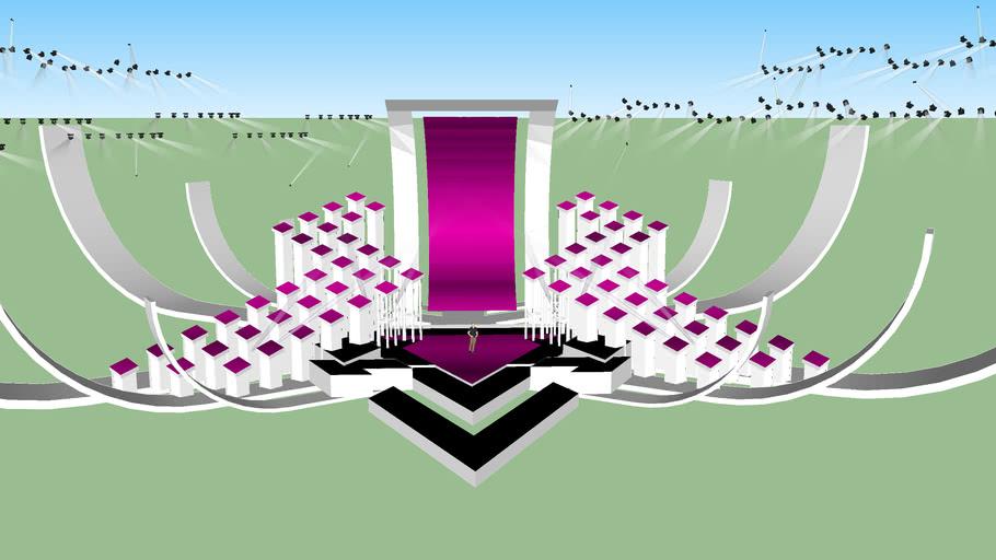 Stage Design Nmbr. 1