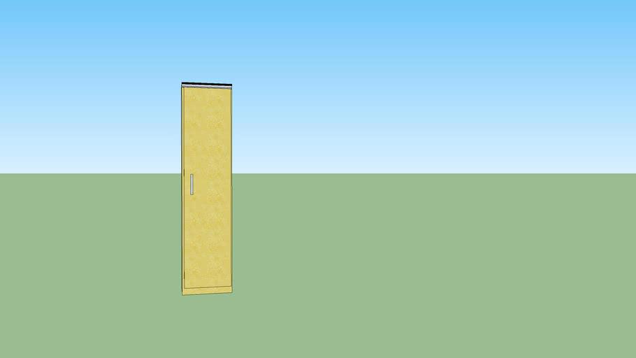 Armario 1 porta