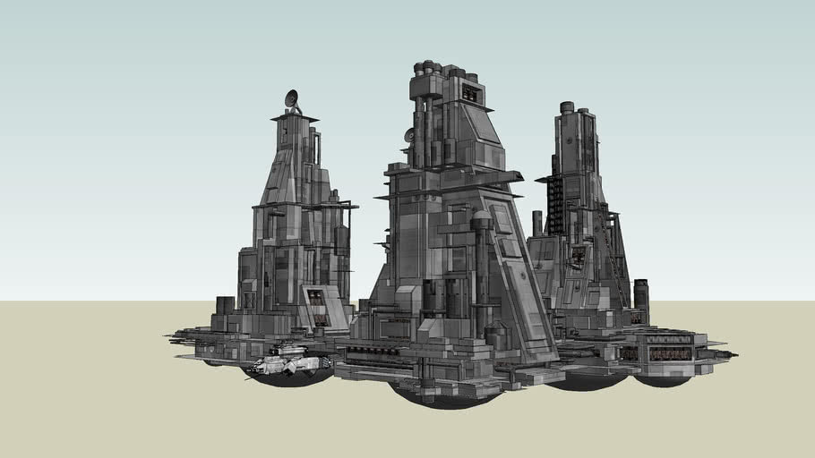 M-Class Hauler +Mineral Ore Towing-Vessel 'TCV Nostromo'