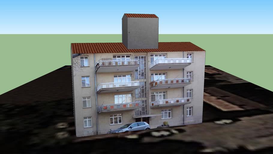 TCK Mass Hauses Block - D