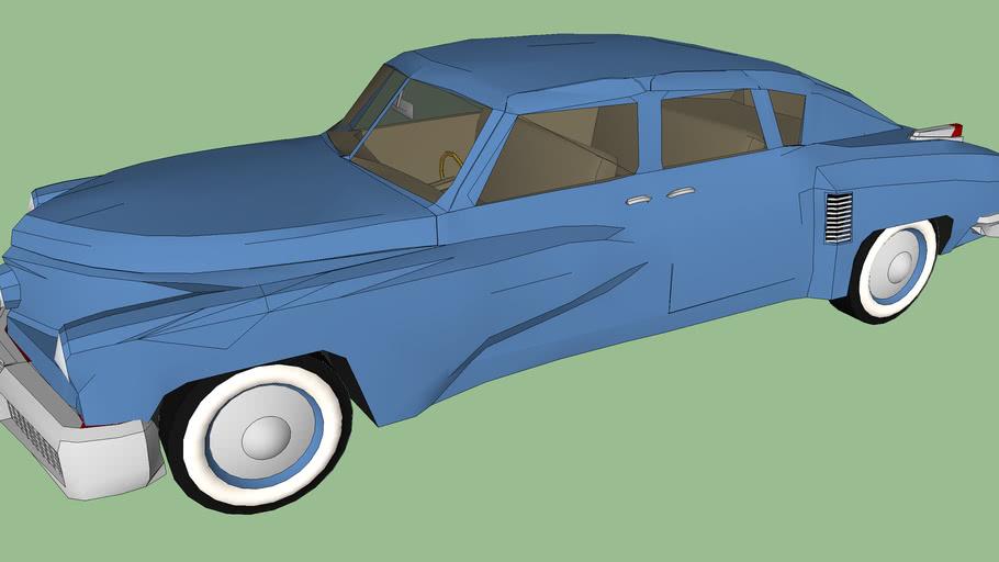 1948 Tucker Sedan #1007